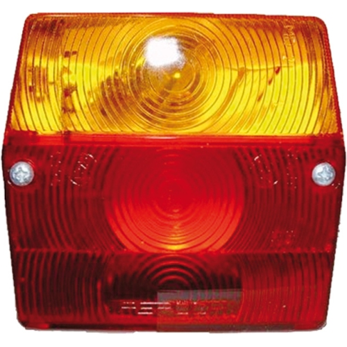 BUENTE THREE CHAMBER LIGHT LEFT / RIGHT WITHOUT LICENSE PLATE LIGHT 10000