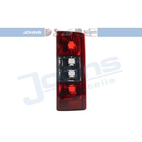 Combination Rearlight JOHNS 55 56 88-5 OPEL