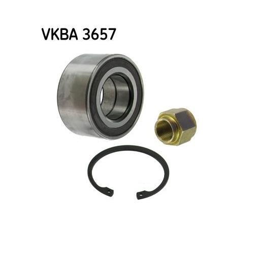 Radlagersatz SKF VKBA 3657 CITROËN PEUGEOT