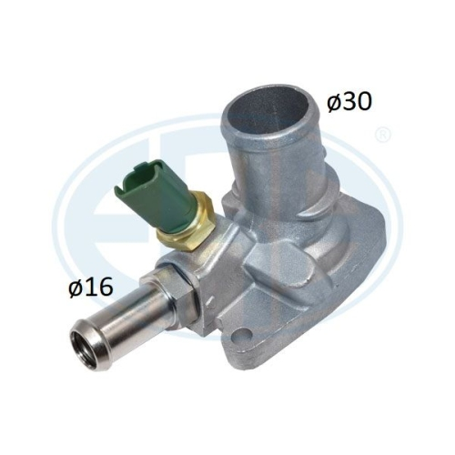 Thermostat, coolant ERA 350026A FIAT FORD