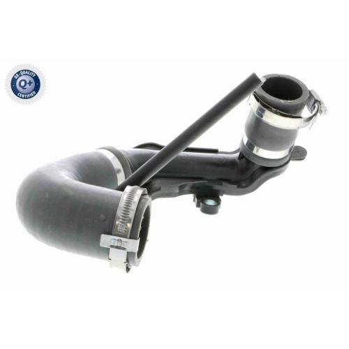 Charger Air Hose VAICO V46-0737 Q+, original equipment manufacturer quality
