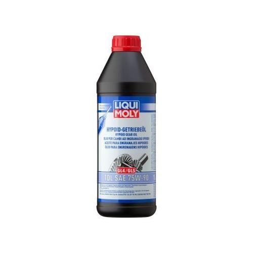 LIQUI MOLY hypoid gear oil (GL4 / 5) TDL SAE 75W-90 1 liter 1407