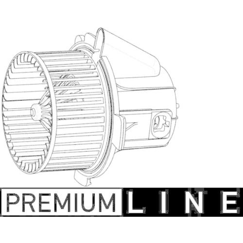Interior Blower MAHLE AB 32 000P BEHR *** PREMIUM LINE *** CITROËN PEUGEOT