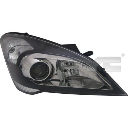 Hauptscheinwerfer TYC 20-12267-05-2 KIA