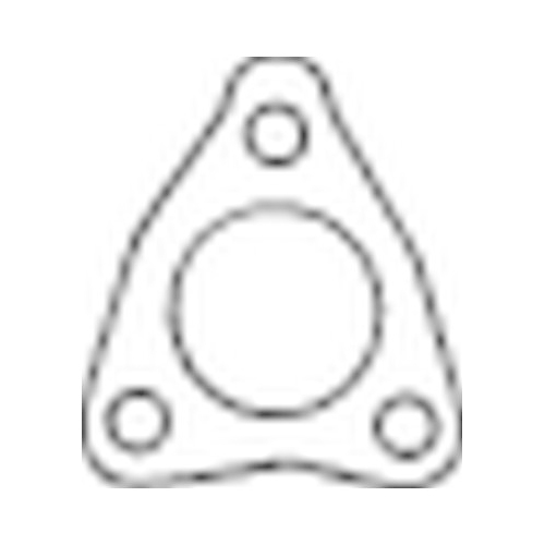 Gasket, exhaust pipe BOSAL 256-650 FORD MAZDA