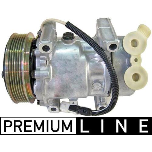 Compressor, air conditioning MAHLE ACP 357 000P BEHR *** PREMIUM LINE ***