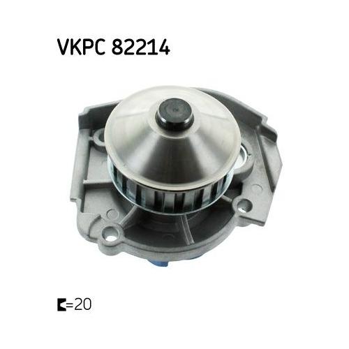 Water Pump SKF VKPC 82214 FIAT LANCIA