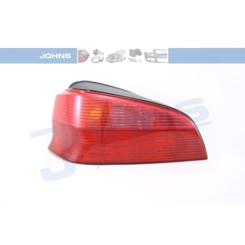 Combination Rearlight JOHNS 57 06 87-2 PEUGEOT