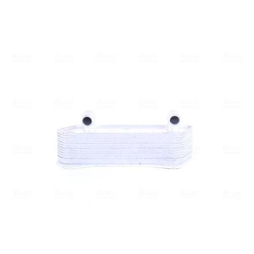 Oil Cooler, automatic transmission NISSENS 90653 AUDI SEAT SKODA VW