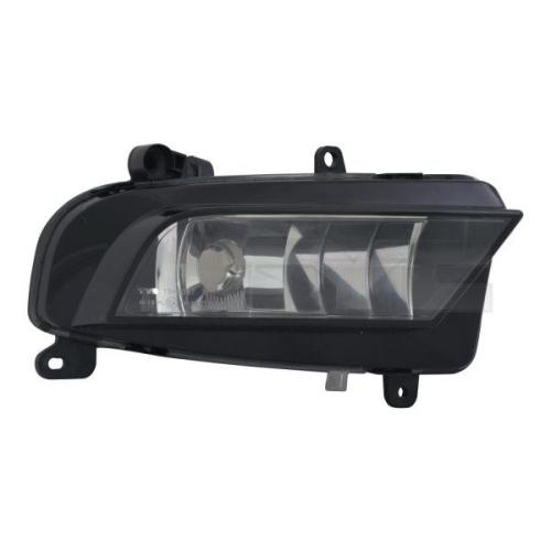 Fog Light TYC 19-6037-01-9 AUDI
