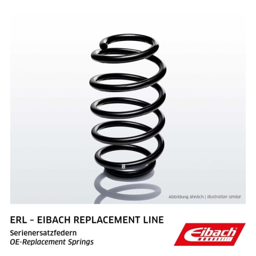 Coil Spring EIBACH R10154 Single Spring ERL (OE-Replacement) MERCEDES-BENZ