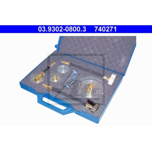 Entlüfterstutzen-Set ATE 03.9302-0800.3