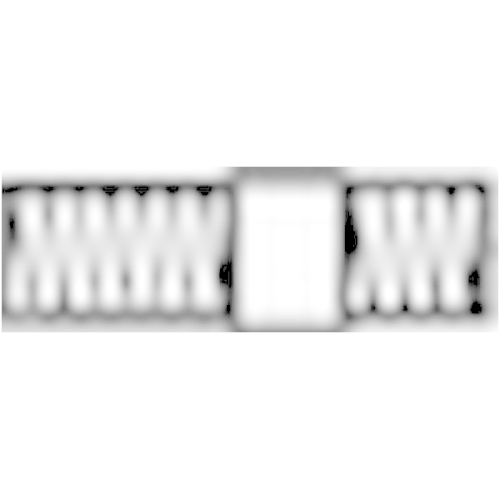 Schraube, Abgasanlage BOSAL 258-023 PEUGEOT