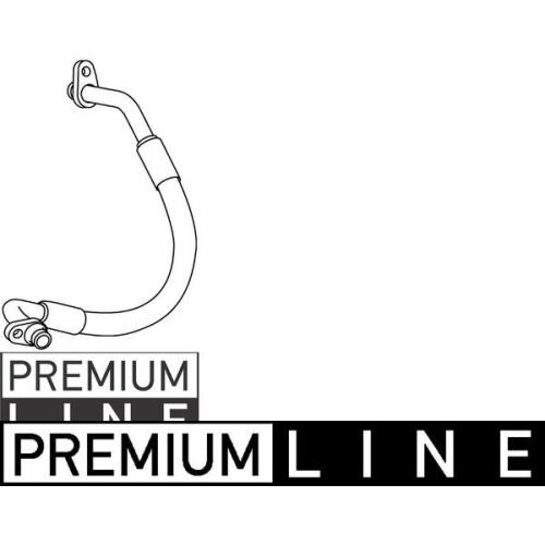 Hochdruckleitung, Klimaanlage MAHLE AP 100 000P BEHR *** PREMIUM LINE ***