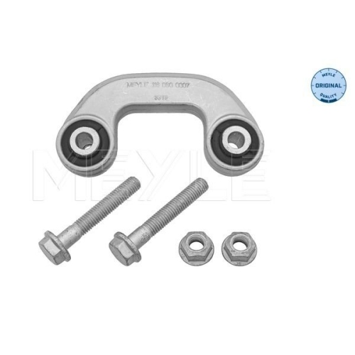 Rod/Strut, stabiliser MEYLE 116 060 0007 MEYLE-ORIGINAL: True to OE. AUDI SKODA
