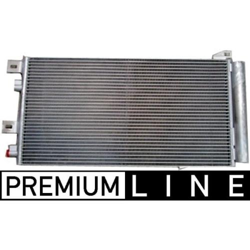 Condenser, air conditioning MAHLE AC 312 000P BEHR *** PREMIUM LINE *** BMW MINI