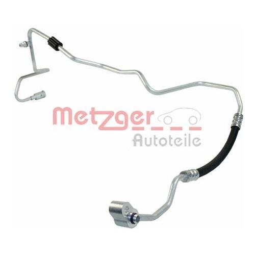 Hochdruck-/Niederdruckleitung, Klimaanlage METZGER 2360057 VAG