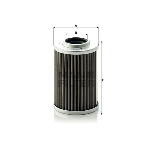 Hydraulic Filter, automatic transmission MANN-FILTER H 710/1 x IVECO SCANIA VDL
