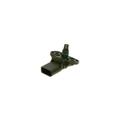 Drucksensor, Bremskraftverstärker BOSCH 0 261 230 081 AUDI PORSCHE SKODA VW