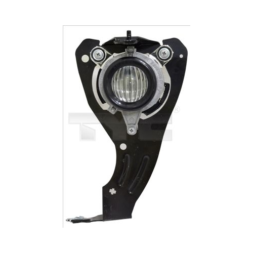 Fog Light TYC 19-0566-15-2 FIAT
