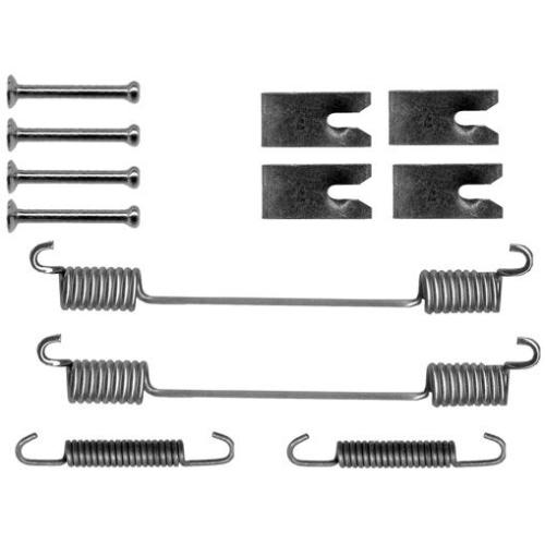 Accessory Kit, brake shoes TRW SFK371 CITROËN FIAT PEUGEOT