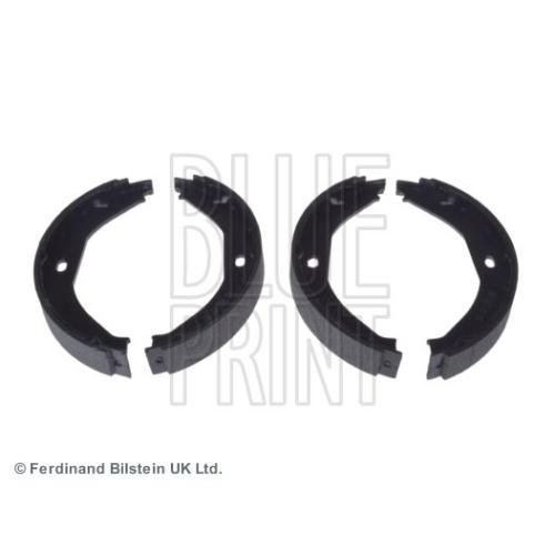 BLUE PRINT Brake Shoe Set, parking brake ADA104103