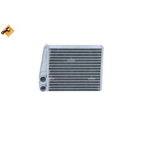 Heat Exchanger, interior heating NRF 54276 MERCEDES-BENZ MINI
