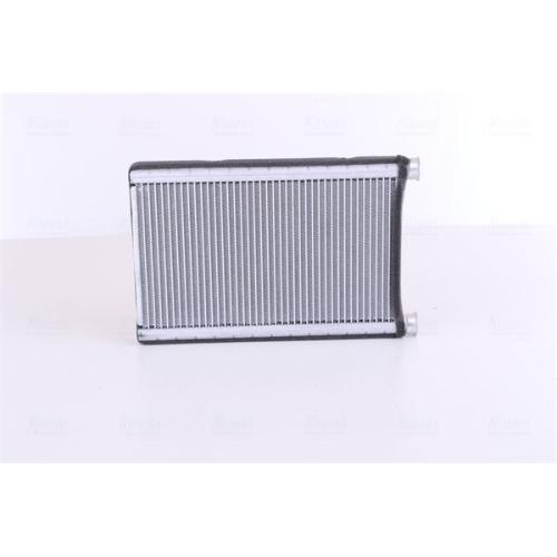 Heat Exchanger, interior heating NISSENS 70523 BMW ALPINA