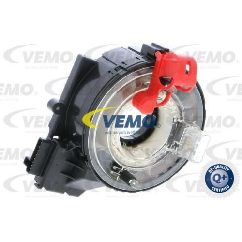 Wickelfeder, Airbag VEMO V10-72-1413 Q+, Erstausrüsterqualität SEAT SKODA VW VAG
