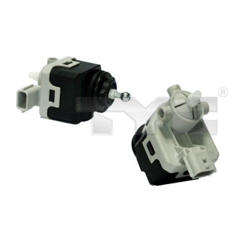 Control, headlight range adjustment TYC 20-11855-MA-1 KIA
