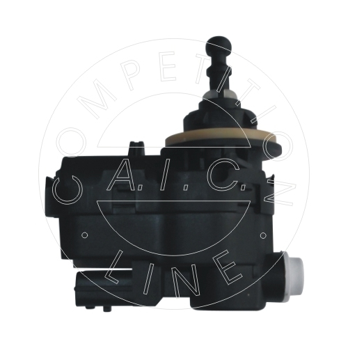 AIC control element, headlight range adjustment 55408