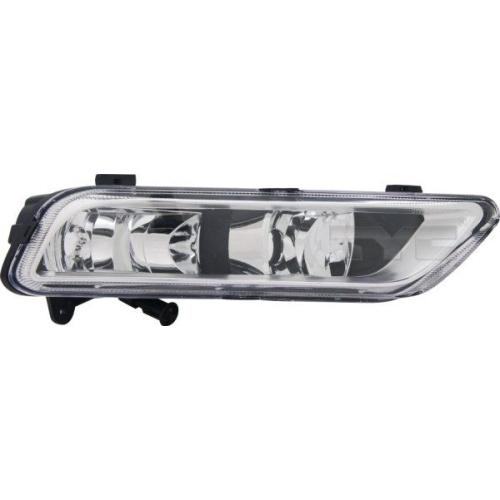 Fog Light TYC 19-11022-16-2 VW