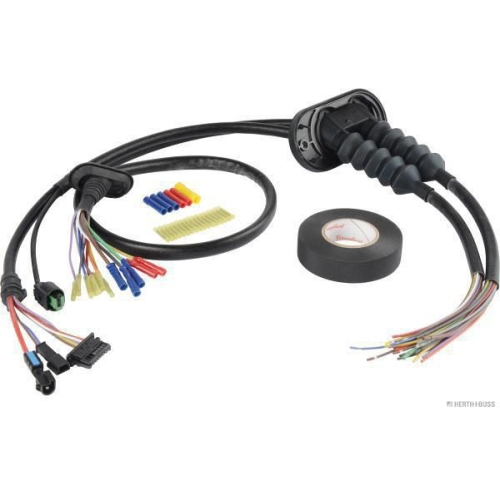 Cable Repair Set, tailgate HERTH+BUSS ELPARTS 51277247 BMW