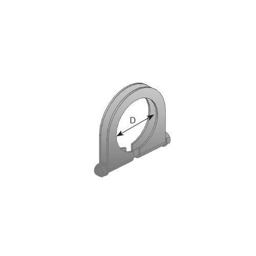 Klemmstück, Abgasanlage DINEX 50924 IVECO MERCEDES-BENZ