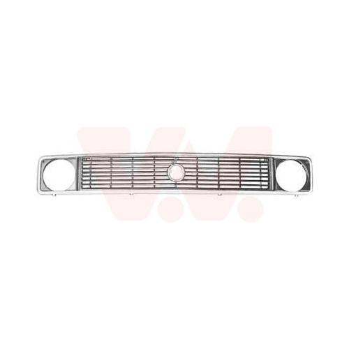 Radiator Grille VAN WEZEL 5870510 VW