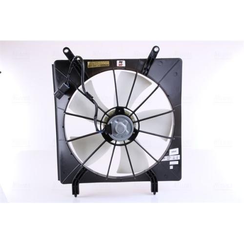 Fan, radiator NISSENS 85048 HONDA ACURA