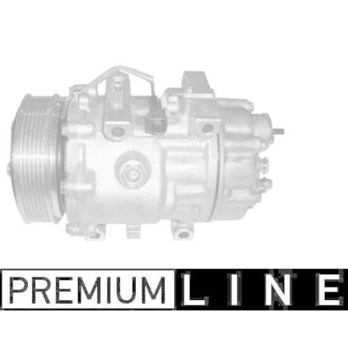 Compressor, air conditioning MAHLE ACP 769 000P BEHR *** PREMIUM LINE *** FORD