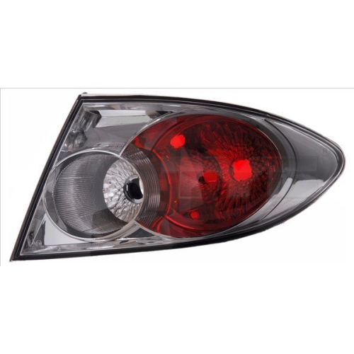 Combination Rearlight TYC 11-0434-01-2 MAZDA