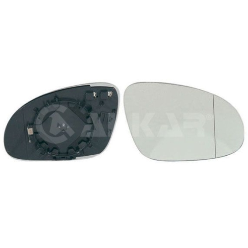 ALKAR Spiegelglas, Außenspiegel 6432128