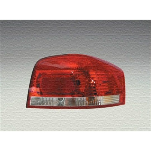 Combination Rearlight MAGNETI MARELLI 714028040803 AUDI