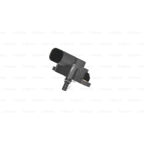 Sensor, Ladedruck BOSCH 0 261 230 439 MERCEDES-BENZ