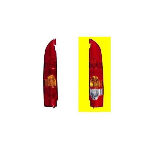 Combination Rearlight VAN WEZEL 4311924 RENAULT