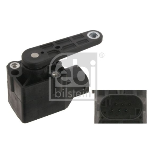 Sensor, Xenonlicht (Leuchtweiteregulierung) FEBI BILSTEIN 32328 BMW