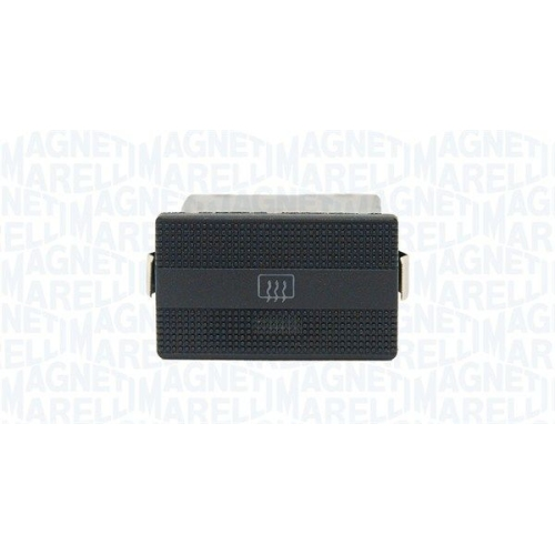 MAGNETI MARELLI Switch, rear windscreen heating 000050018010