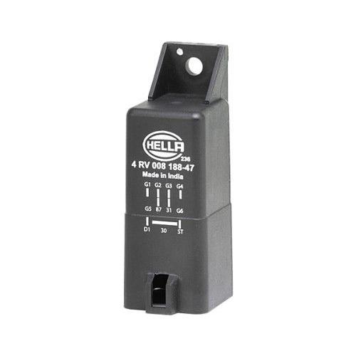Control Unit, glow plug system HELLA 4RV 008 188-471 AUDI SEAT SKODA VW