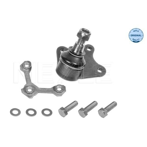 Ball Joint MEYLE 116 010 0007 MEYLE-ORIGINAL: True to OE. AUDI SEAT SKODA VW