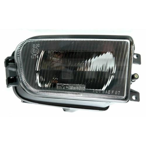 Fog Light TYC 19-0016-05-2 BMW