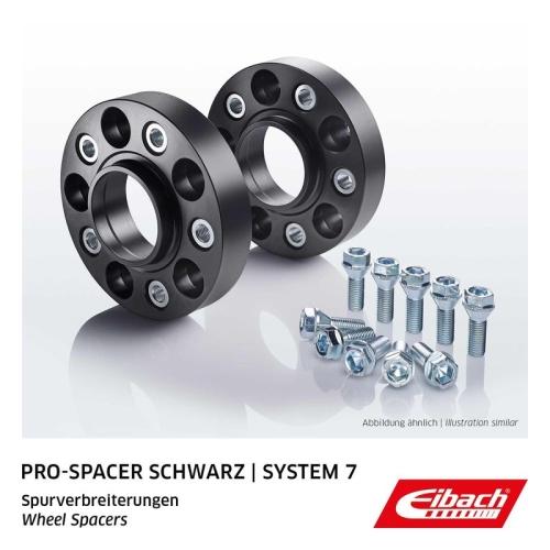 Spurverbreiterung EIBACH S90-7-25-016-B Pro-Spacer