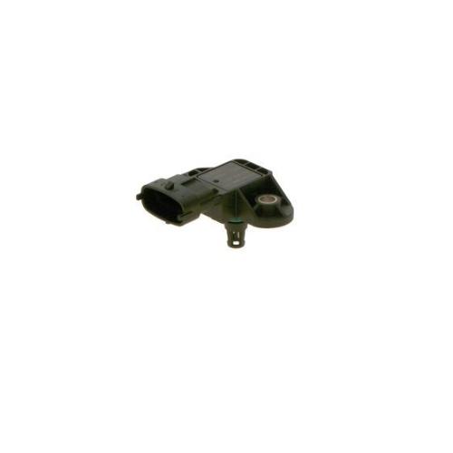 Sensor, Ladedruck BOSCH 0 281 006 076 CHRYSLER CITROËN FIAT FORD GMC IVECO OPEL