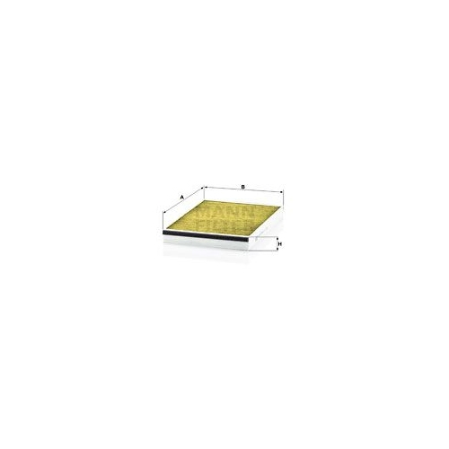Filter, interior air MANN-FILTER FP 3054 FreciousPlus OPEL VAUXHALL